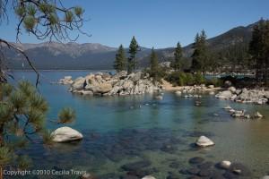 Sand Point, Lake Tahoe Nevada SP
