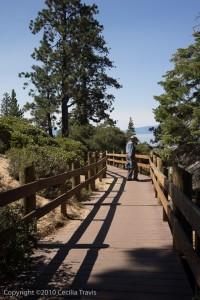 Sand Harbor Nature Trail
