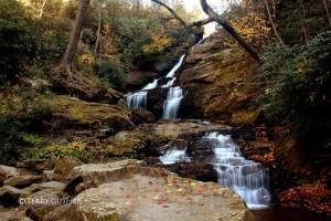 Mud Creek Falls