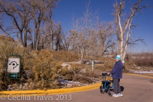 Mary Carter Greenway at South Platte Park