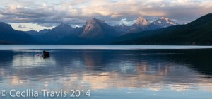 Lake McDonald, Glacier NP
