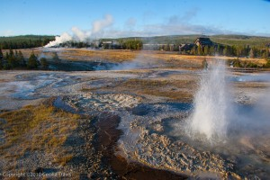 Geysers, Yellowstone National Park